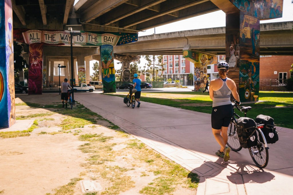 Urban Camping: A San Diego Cycling Adventure