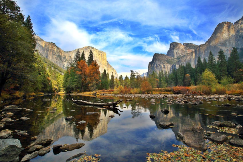 Outdoor adventures in Yosemite