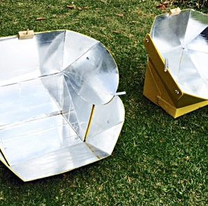 Sun-Powered Cooking for your Next Weekend Car Camp
