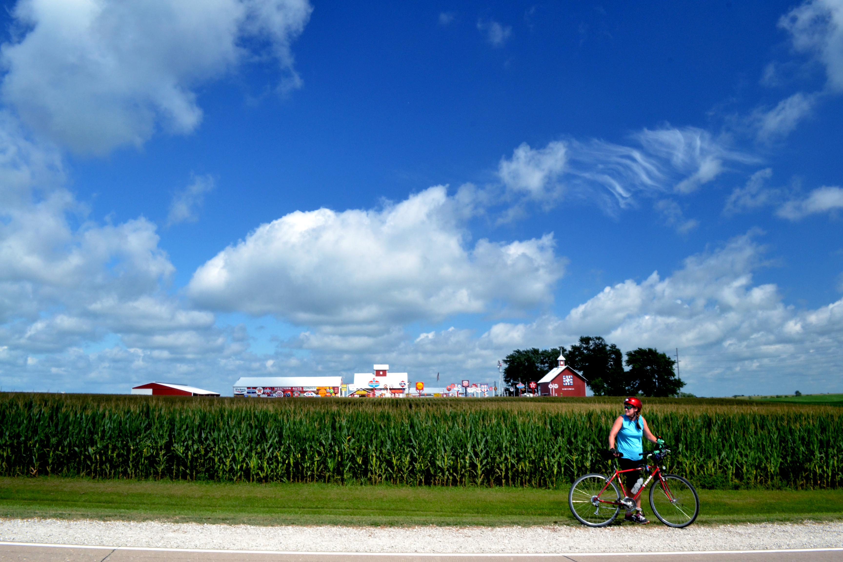 RAGBRAI - ode to a fly-over state