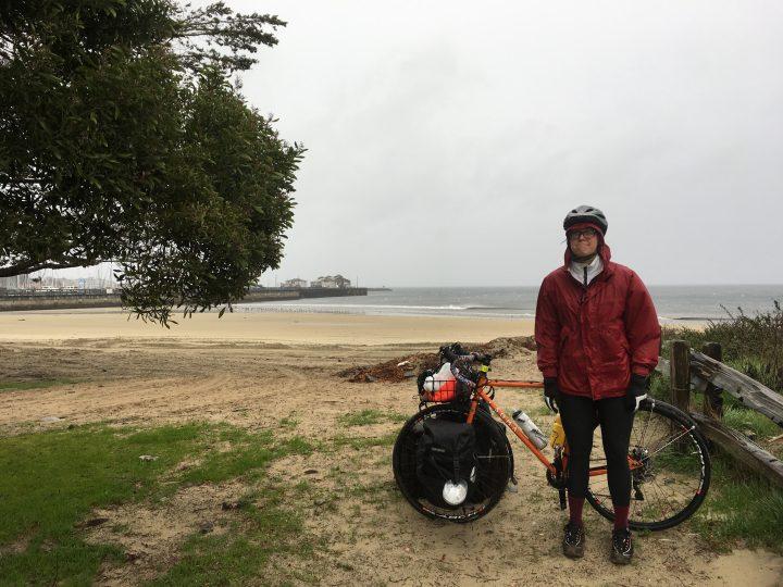 Monterey rain