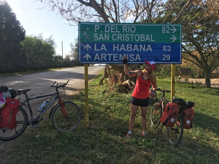 Cuba - Cycling Around the World - The Pedal Project
