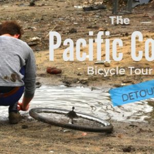 The Pacific Coast Inland Detour Bicycle Route