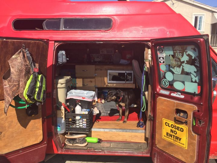 I Bought a Van! A Preview into the How and Why of my New Van Life